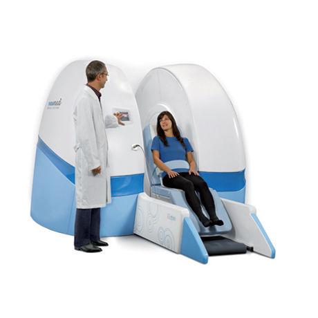 système d'IRM / pour tomographie corps entier / bas champ / ouverte