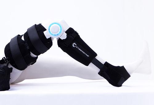 exosquelette de rééducation mono-articulé / démarche