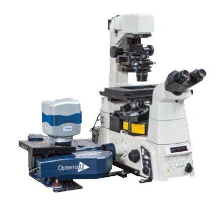 microscope pour la biologie / optique / à fluorescence / confocal
