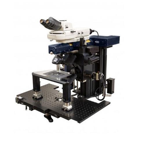 microscope multiphotonique / de laboratoire / pour la recherche / optique