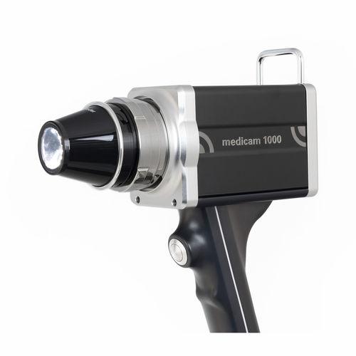 dermatoscope vidéo / LED blanche / Full HD / pour PC