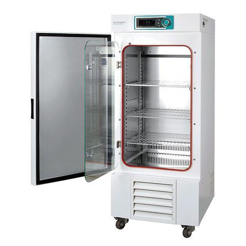incubateur de laboratoire à air forcé / mobile / refroidissant