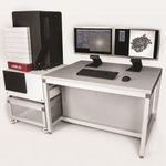 microscope de laboratoire / TEM / STEM / de paillasse