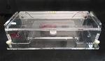 chambre d'électrophorèse horizontale