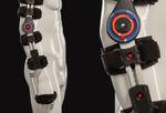 orthèse de coude / anti-hyperextension du coude / articulée / avec poignée