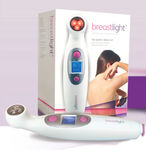 dispositif de dépistage du cancer mammaire / par fluorescence