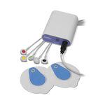 électrocardiographe de test d'effort / pour PC / 2 canaux / à réseau sans fil