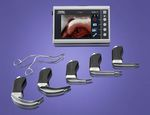 Endoscope vidéo laryngoscope / avec lame / pédiatrique C-MAC® KARL STORZ