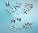 Kit d'instruments pour chirurgie arthroscopique  KARL STORZ