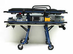 Chariot brancard pour ambulances / électrique / pour incubateur néonatal / 3 sections TIM410A4 Kartsana Medical
