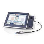 testeur de réflexes / tympanomètre de dépistage / tympanomètre de diagnostic / audiométrie pédiatrique