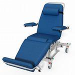 fauteuil de dialyse électrique / 3 sections / à hauteur variable / Trendelenburg