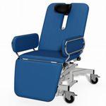 fauteuil d'examen ORL / ophtalmologique / électrique / sur roulettes