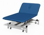 table de Bobath électrique / hydraulique / à hauteur réglable / sur roulettes