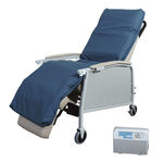coussin d'assise / pour fauteuil de transfert / gonflable / anti-escarres