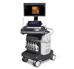 Échographe sur plate-forme / pour échographie polyvalente / écran tactile / 3D/4D S50 SonoScape