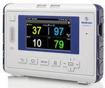 Moniteur patient clinique / de fréquence respiratoire / etCO2 / SpO2 Capnostream™ 35 Medtronic