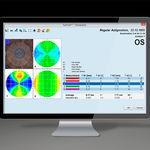 logiciel de planification / de mesure / pour chirurgie ophtalmique