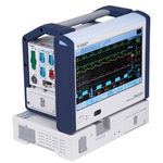 Moniteur patient de soins intensifs / clinique / de transport / ECG DS-8200 Fukuda Denshi