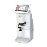 frontofocomètre automatique / avec mesure de transmittance UV