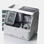 analyseur de biochimie automatique / vétérinaire / de paillasse
