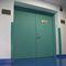Porte d'hôpital / de laboratoire / battante / double envirotect
