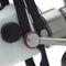 hystéro-resectoscope / avec canal opérateur / avec système d'aspiration