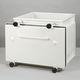 boîtier de filtration de laboratoire / pour établissement de santé / de poussières