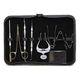 kit d'instruments pour extraction dentaire vétérinaire / pour parodontie vétérinaire