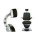 fauteuil d'examen ophtalmologique / électrique / à hauteur variable / inclinable