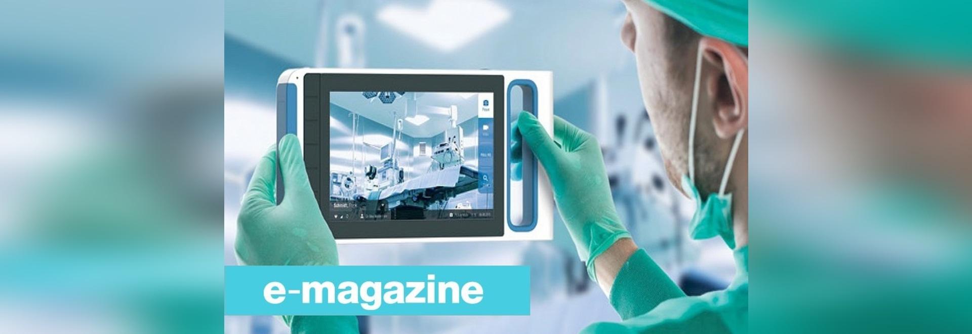 Une caméra pour des salles d'opération