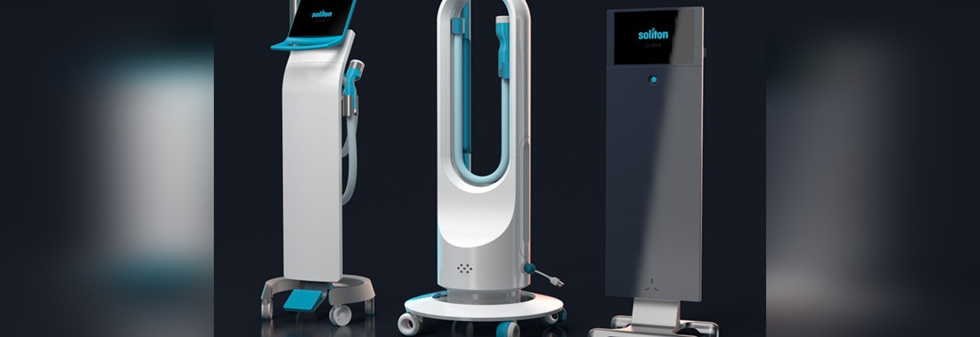 Dispositif acoustique d'onde de choc de Soliton à faciliter le retrait de tatouage