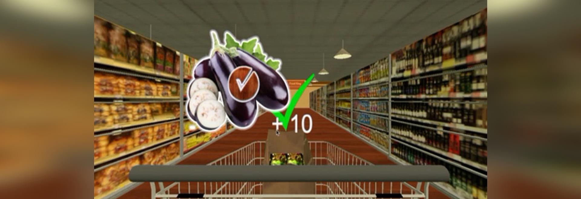 Un jeu vidéo pour aider à réduire la consommation de sucre et à perdre du poids chez les personnes ayant une dent sucrée