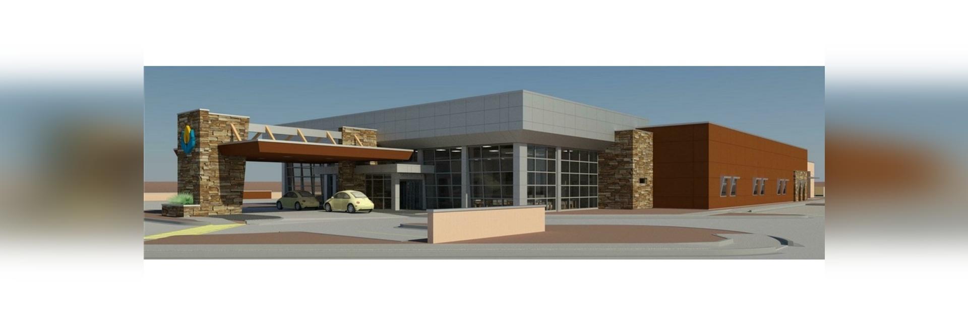 Nouvel hôpital appelé hôpital de Carondelet Marana