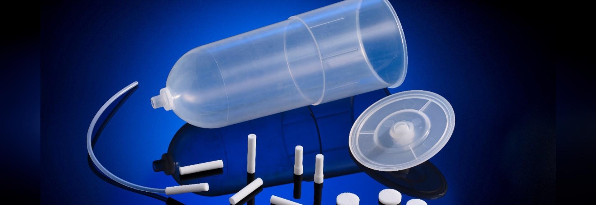 Plastique poreux de nouvelle génération pour les applications de soins de santé