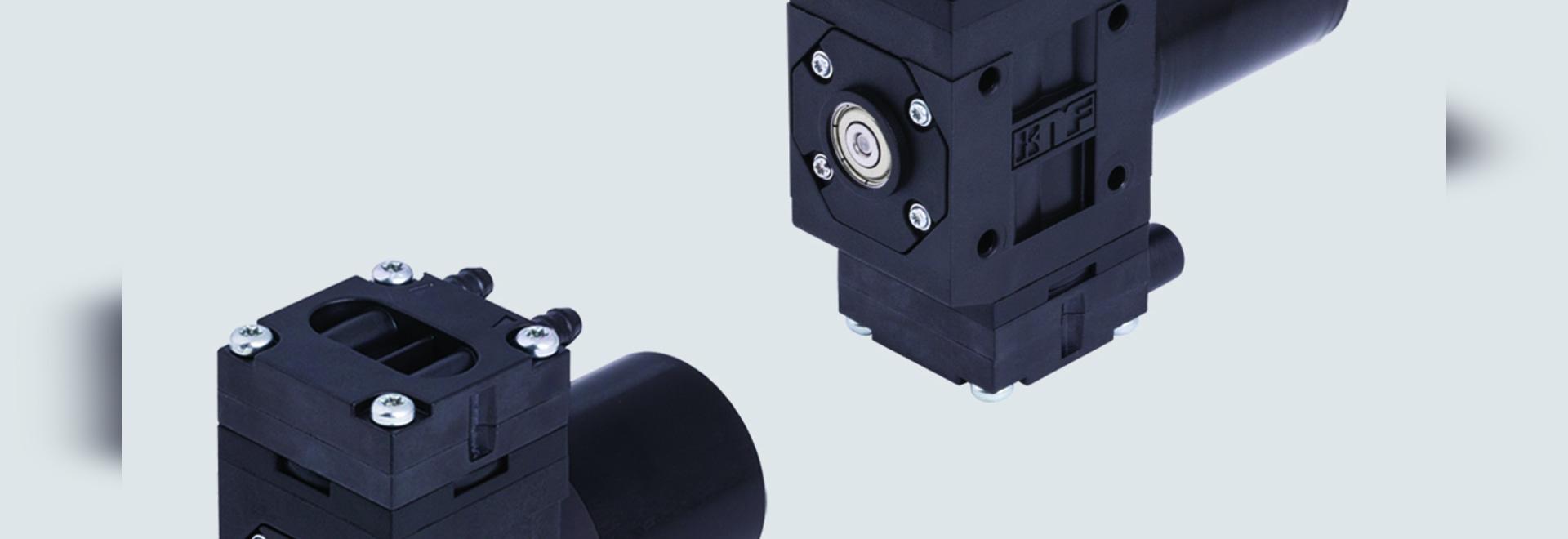 La pompe à gaz vient dans la dimension compacte