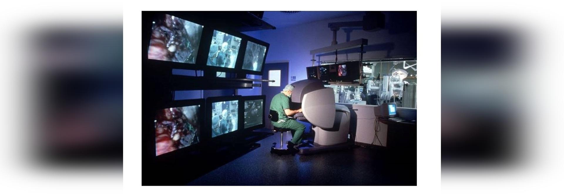 La réalité virtuelle permet une vision interne en temps réel de l'anatomie du patient pendant le traitement