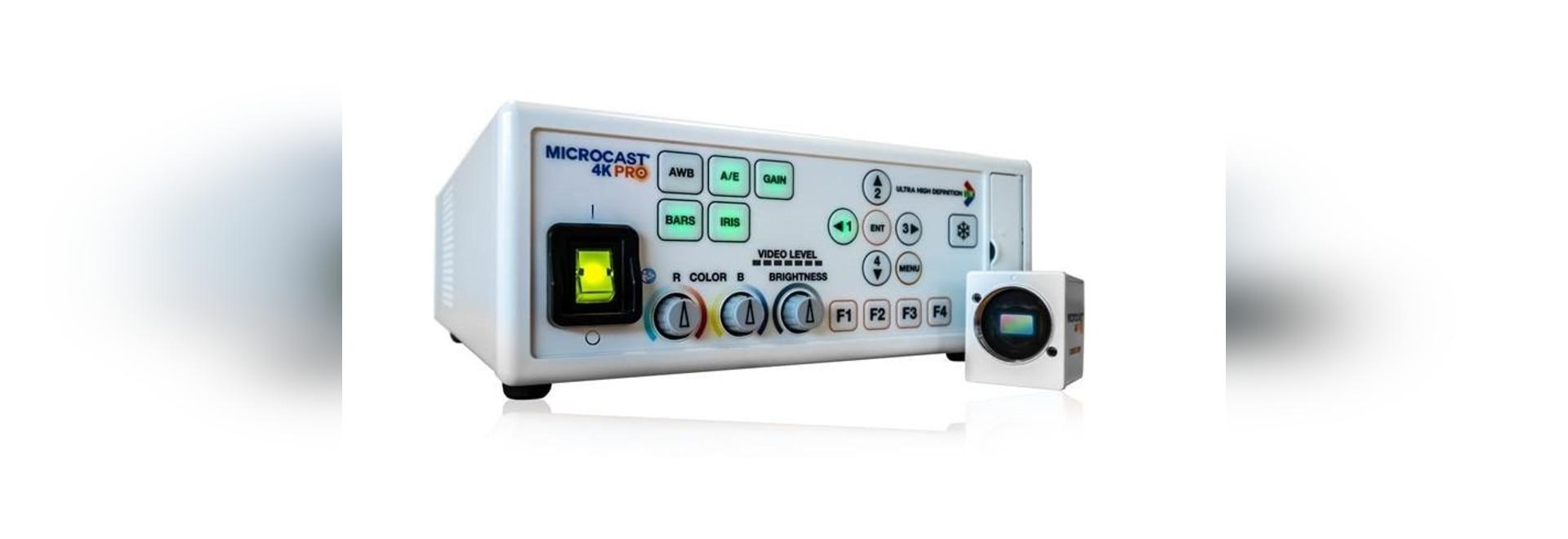 Les systèmes de caméra vidéo se relient aux microscopes