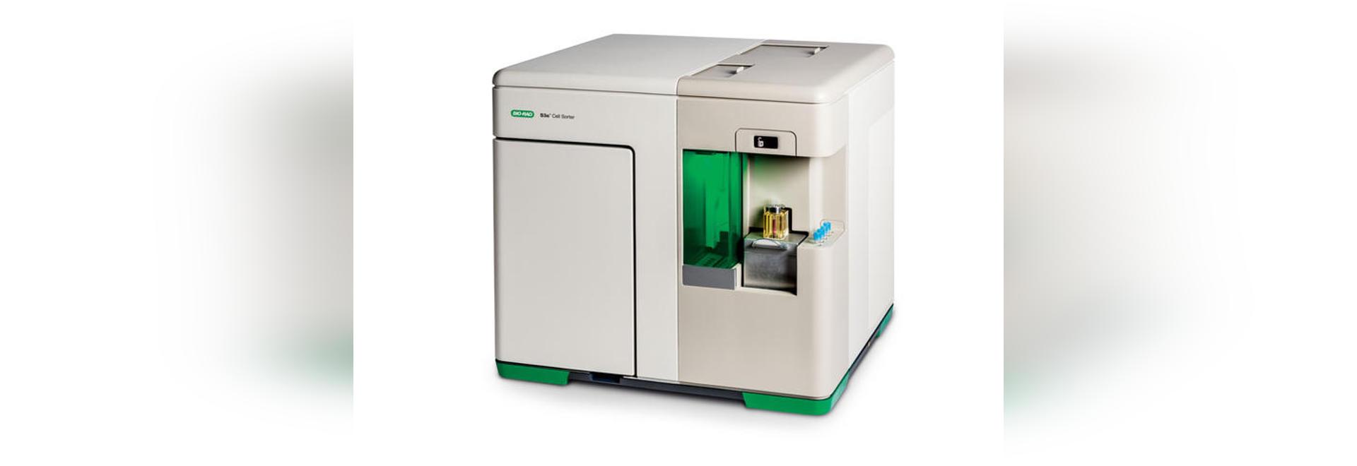 La trieuse automatisée de cellules élimine le replacement manuel