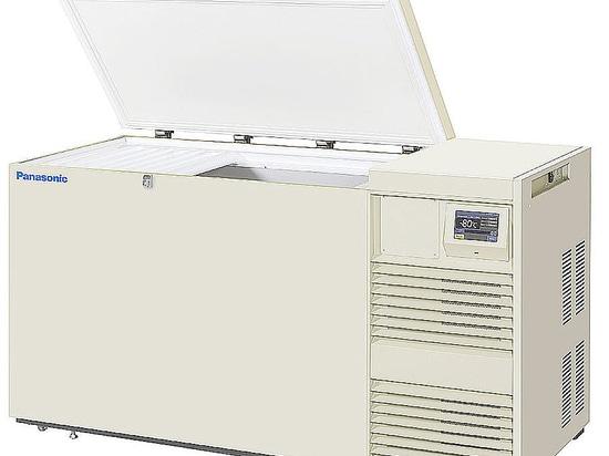 Les nouveaux congélateurs coffres à ultra-basse température TwinGuard -86˚C ULT de Panasonic