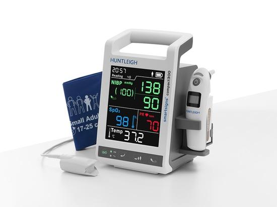 Moniteur de contrôle sur place de Smartsigns SC300