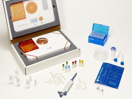 Bento Lab - le laboratoire d'ADN pour tout le monde - conclut Beta Testing