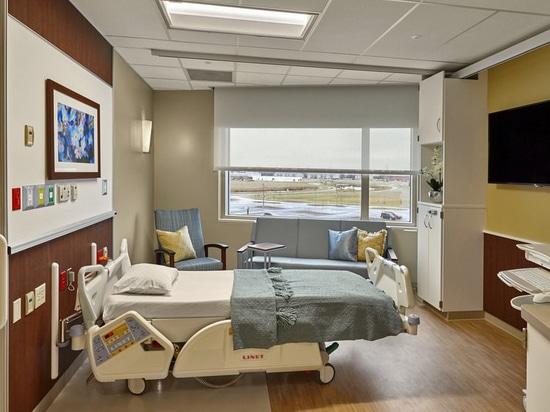 Stratégies de design pour que les salles patientes de Droit-classement par taille optimisent l'efficacité