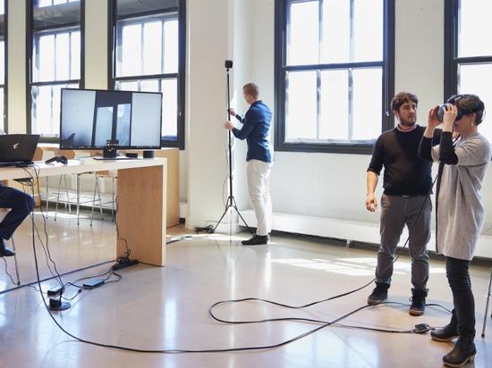 Amélioration de la planification de soins de santé par la réalité virtuelle