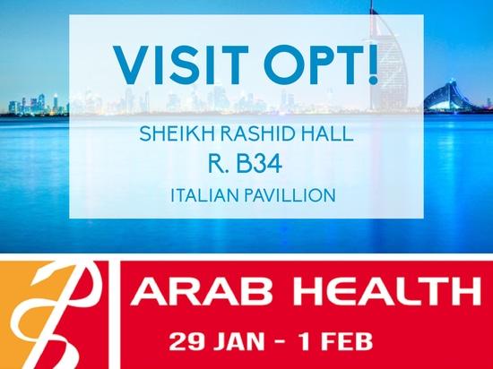 OPT à la santé arabe Dubaï
