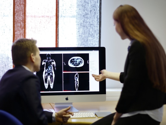 Profileur d'AMRA dégagé par FDA pour l'analyse de composition en corps des balayages d'IRM