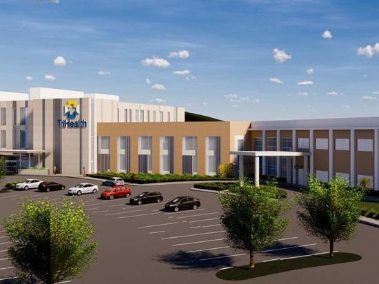 Skanska établit le nouveau centre médical à Cincinnati