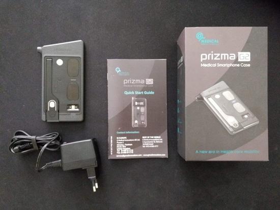 Une valise intelligente pour votre cœur - La Prizma G2 Review