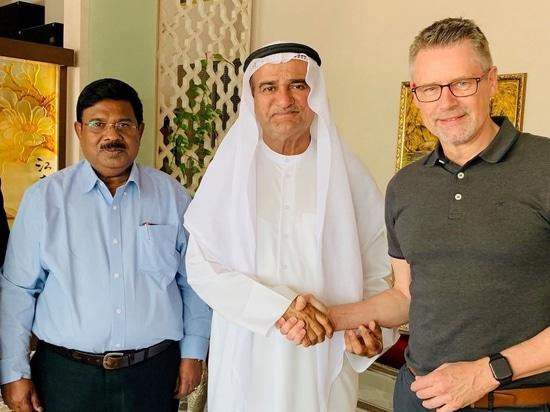 Celsius42 et Lootah Group concluent une alliance stratégique