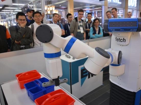 Va chercher Robotics FetchIt ! Gagnants du Défi de la manipulation mobile